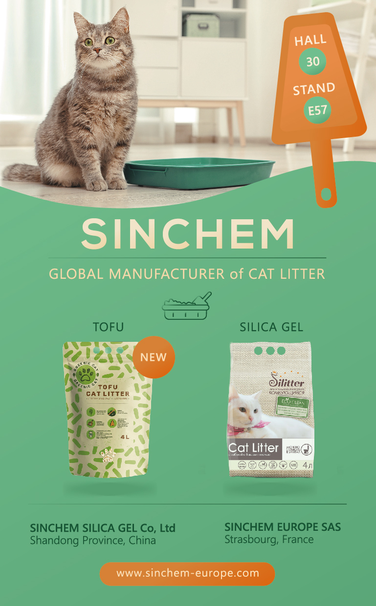 Sinchem Europe - Earth Pearls, Purifying Life